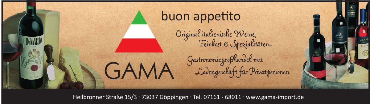 Gama Import