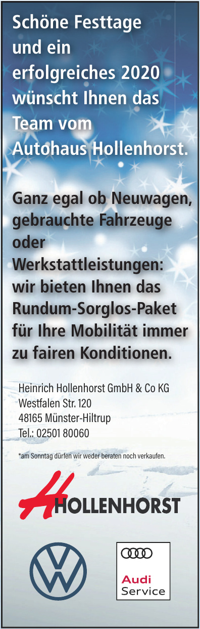 Heinrich Hollenhorst GmbH & Co. KG