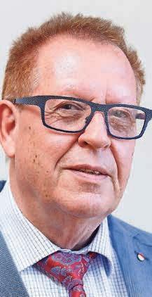 Peter M. Linz, SVP, Büsserach.