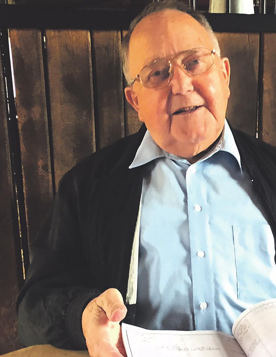Pulheims Ehrenbürger Bernhard Worms war lange Zeit Politiker. Foto: Markus Krücken