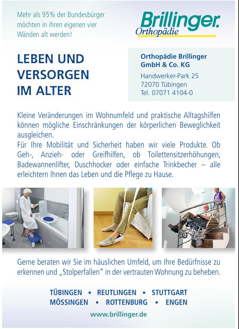 Orthopädie Brillinger GmbH & Co. KG