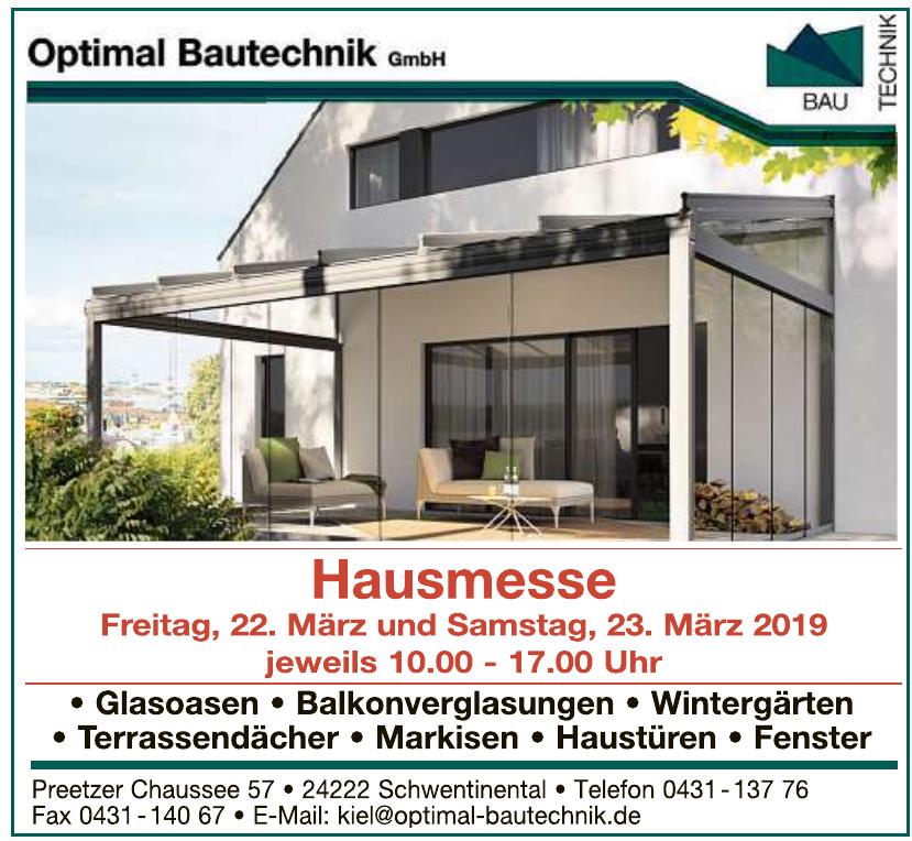 Optimal Bautechnik GmbH