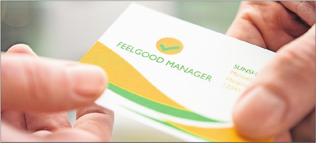 Feelgood Manager schmeißen nicht etwa den Flipperautomaten an. Vielmehr sollen sie dafür sorgen, dass das Betriebsklima gut ist.FOTO: ROBERT GÜNTHER/DPA