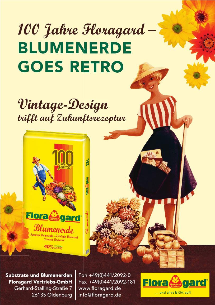 Substrate und Blumenerden Floragard Vertriebs-GmbH