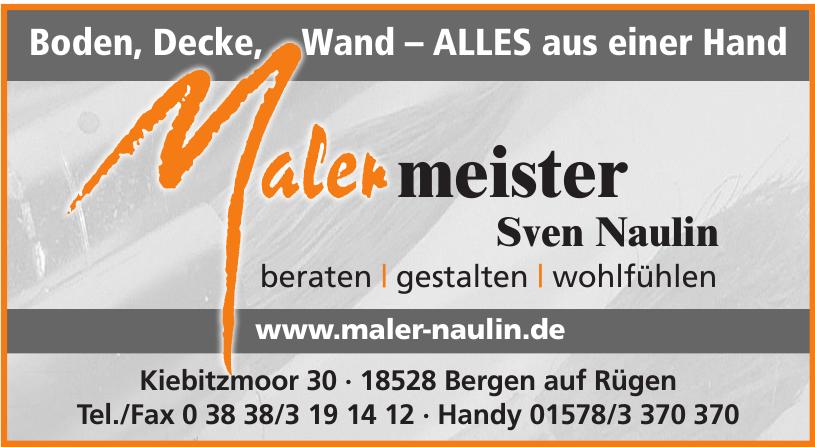 Maler Meister Sven Naulin