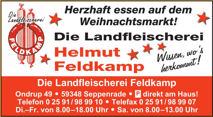 Die Landfleischerei Helmut Feldkamp