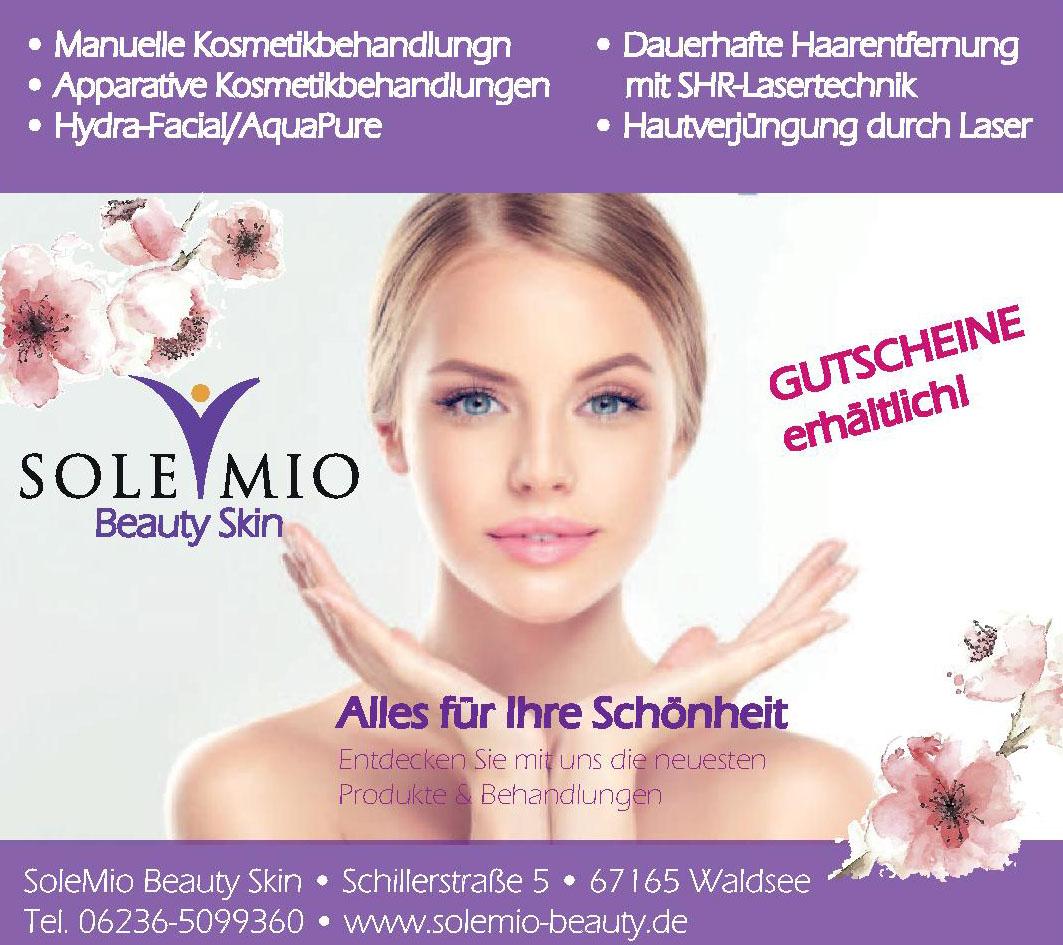 SoleMio Beauty Skin