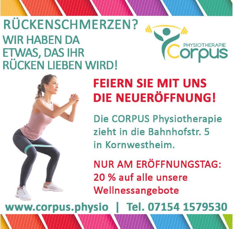 Corpus Physiotherapie