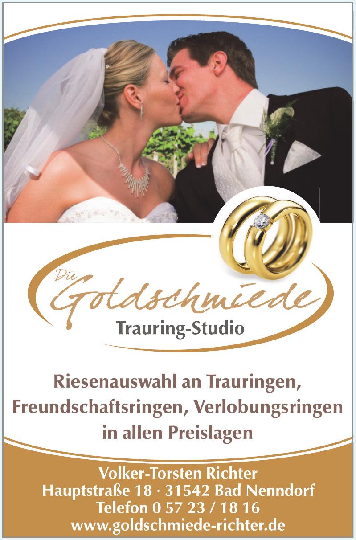 Die Goldschmiede Trauring-Studio