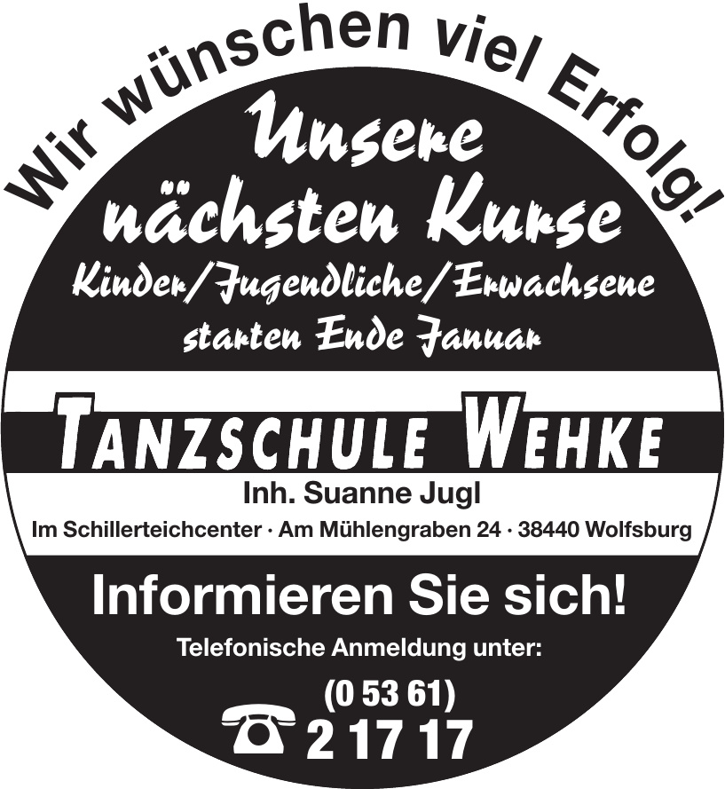 Tanzschule Wehke Susanne Jugl
