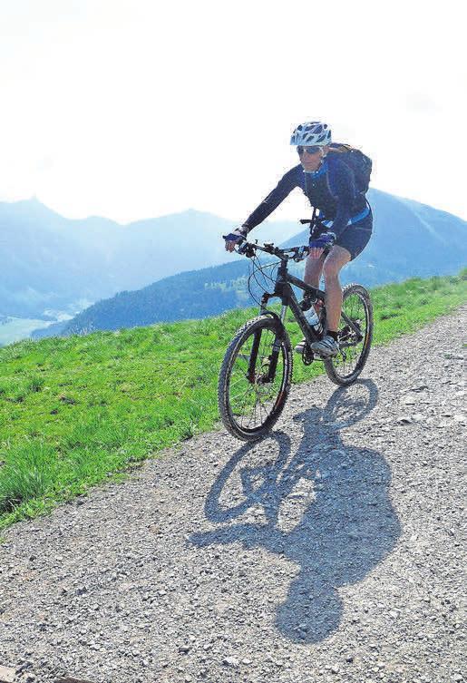 (2) Wanderurlaub in den Alpen