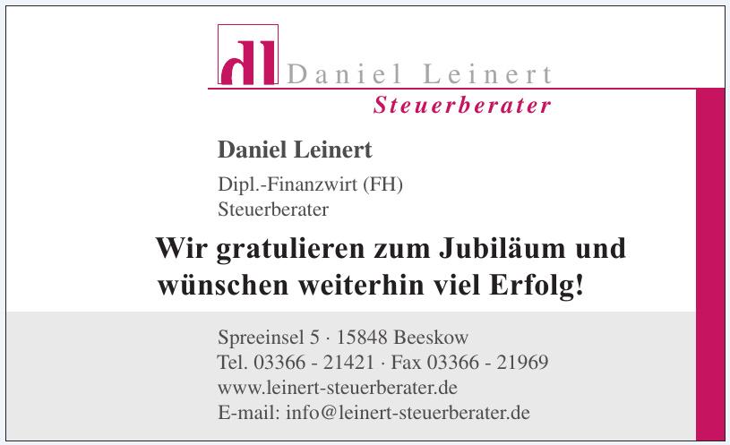 Daniel Leinert Steuerberater