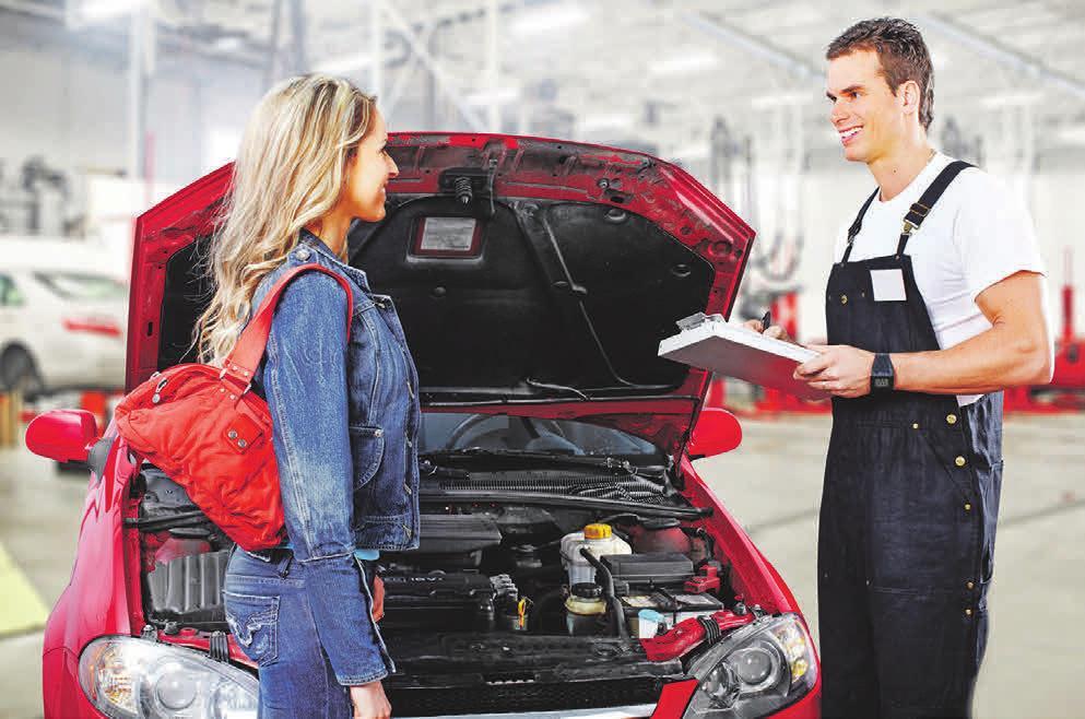 Wartung und Inspektion – Wichtig für die Sicherheit und den Werterhalt Ihres Autos Image 2