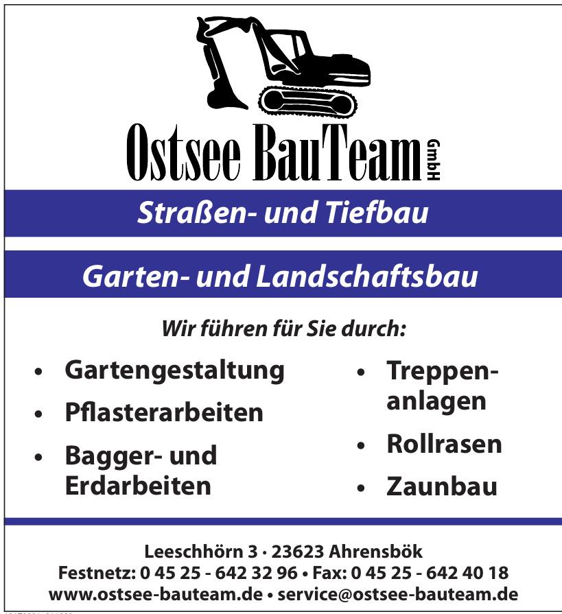 Ostsee BauTeam GmbH