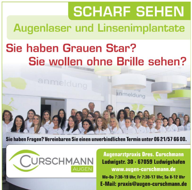 Curschmann Augen