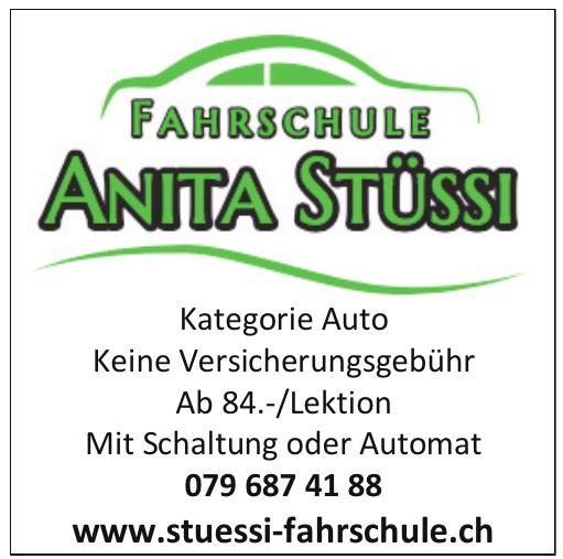 Fahrschule Anita Stüssi