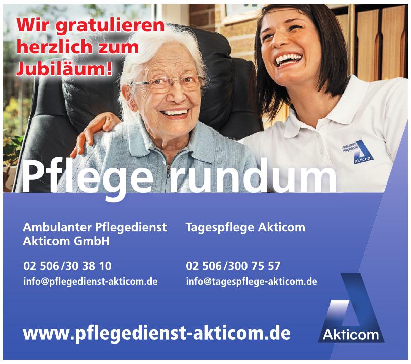 Ambulanter Pflegedienst Akticom GmbH