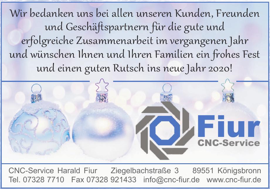 CNC-Service Harald Fiur