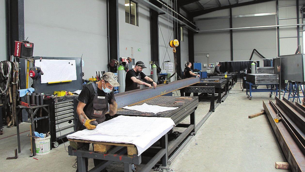 Ðank optimierter Arbeitsprozesse ist die Produktion bei MWM noch effektiver geworden.