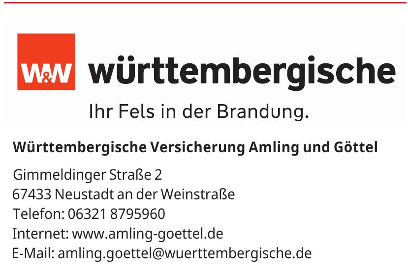 Württembergische Versicherung Amling und Göttel