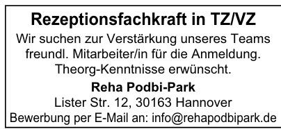 Reha Podbi-Park