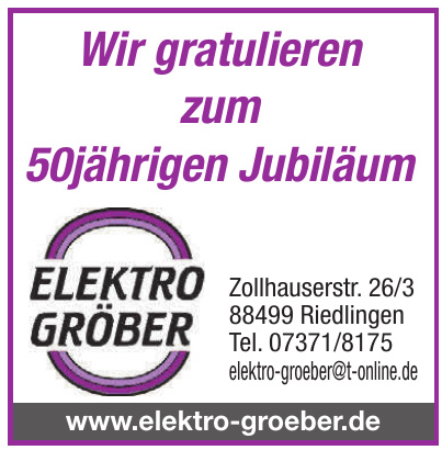 Elektro Gröber