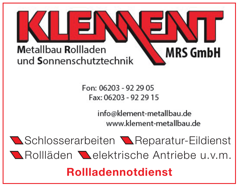 Klement MRS GmbH