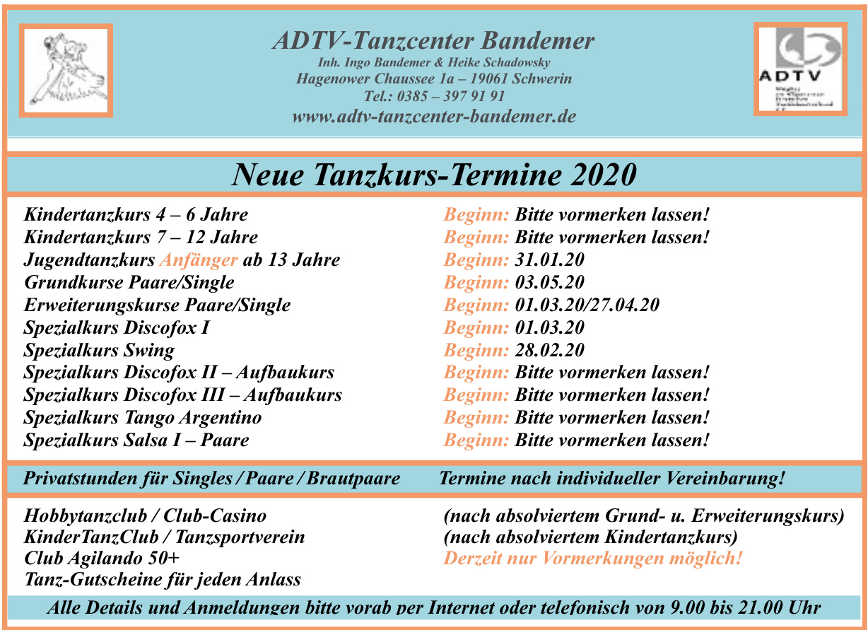 ADTV-Tanzcenter Bandemer