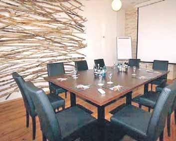 Das Bodenseehotel Sonnenhof bietet Tagungsräume in verschiedenen Größen an.