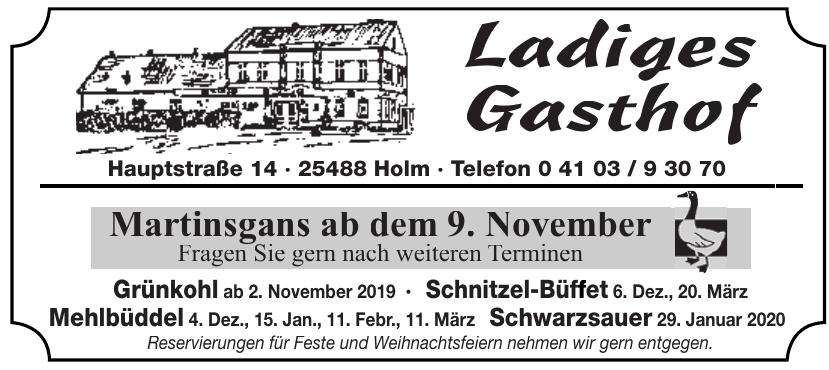 Ladiges Gasthof
