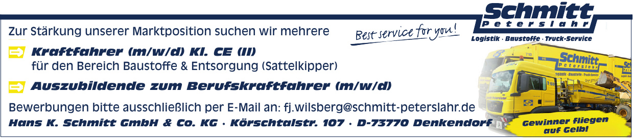 Hans K. Schmitt GmbH & Co. KG