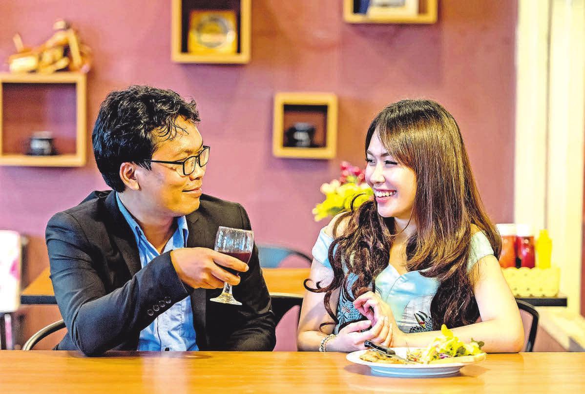 Wer ein paar einfache Regeln beachtet, kann den gemeinsamen Besuch im Restaurant wieder unbeschwert genießen. FOTO: PIXABAY