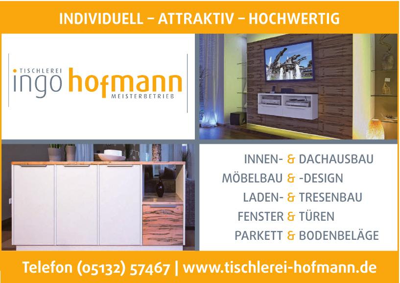 Tischlerei Ingo Hofmann Meisterbetrieb