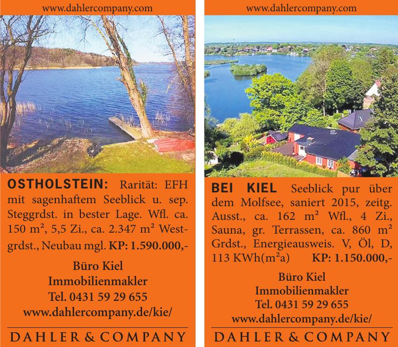 DAHLER & COMPANY Kiel