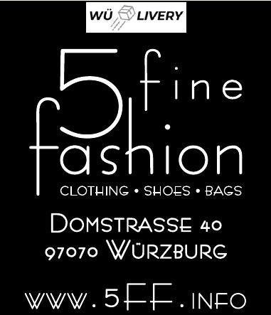 5 Fine Fashion