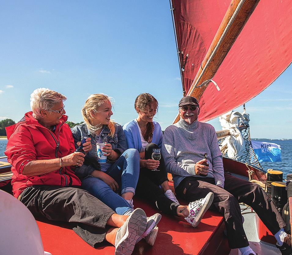 AHOI in Kiel.Sailing.City! Image 2