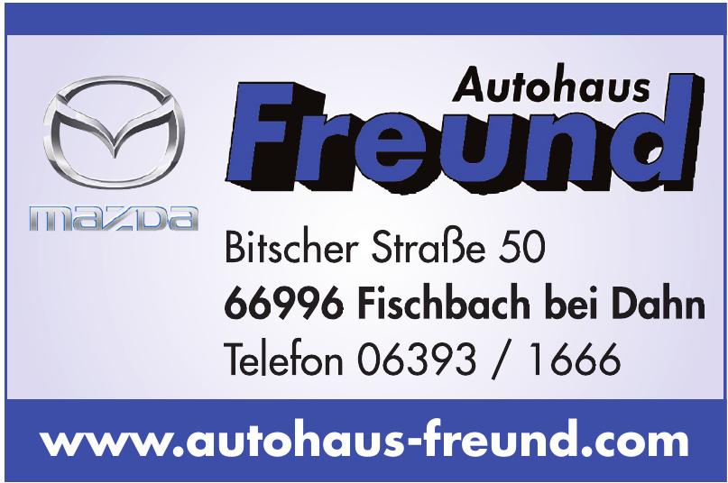 Autohaus Freund