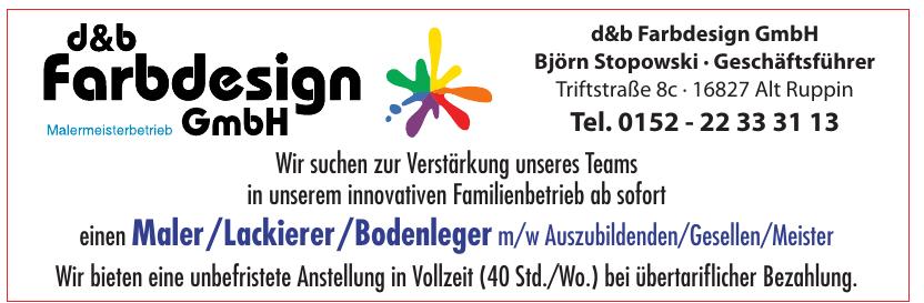 d&b Farbdesign GmbH