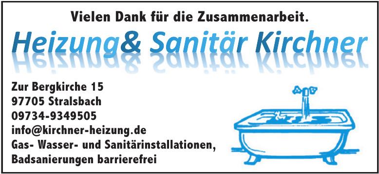 Heizung & Sanitär Kirchner