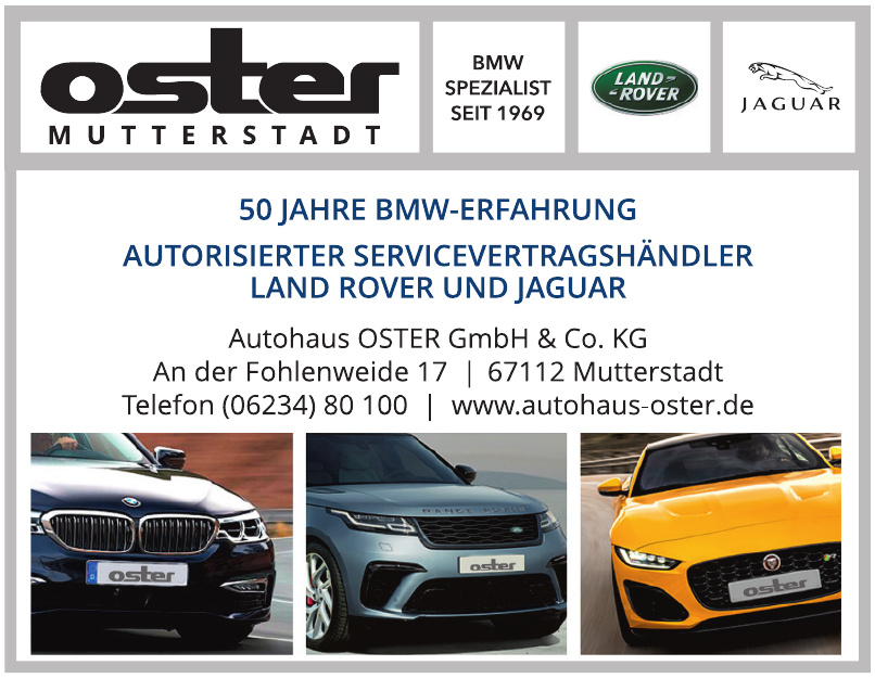 Autohaus Oster GmbH & Co.KG