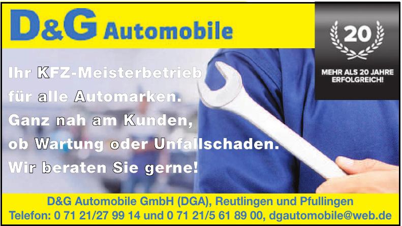 D&G Automobile GmbH (DGA)