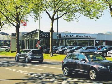 Bei der ARG in Bonn wird Ende März der neue E-SUV vorgestellt. Foto: ARG Auto-Rheinland-GmbH