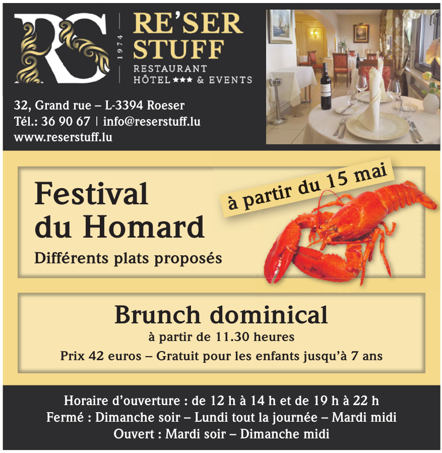 RS Re´ser Stuff Restaurant, Hotel & Events