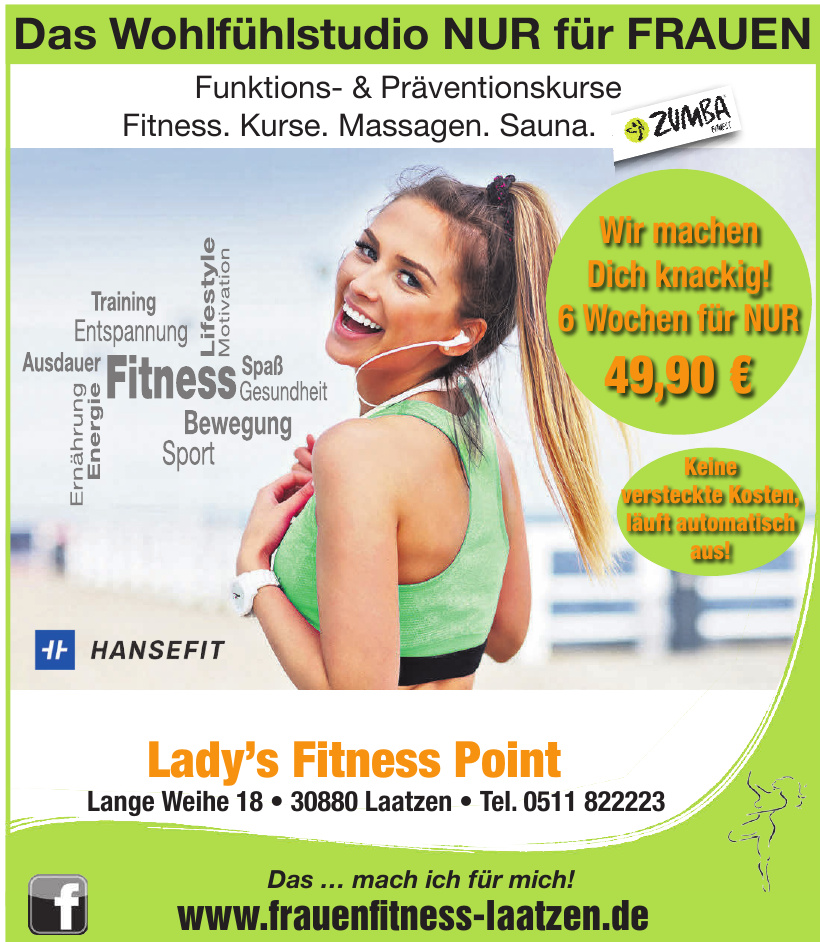Lady's Fitness Point