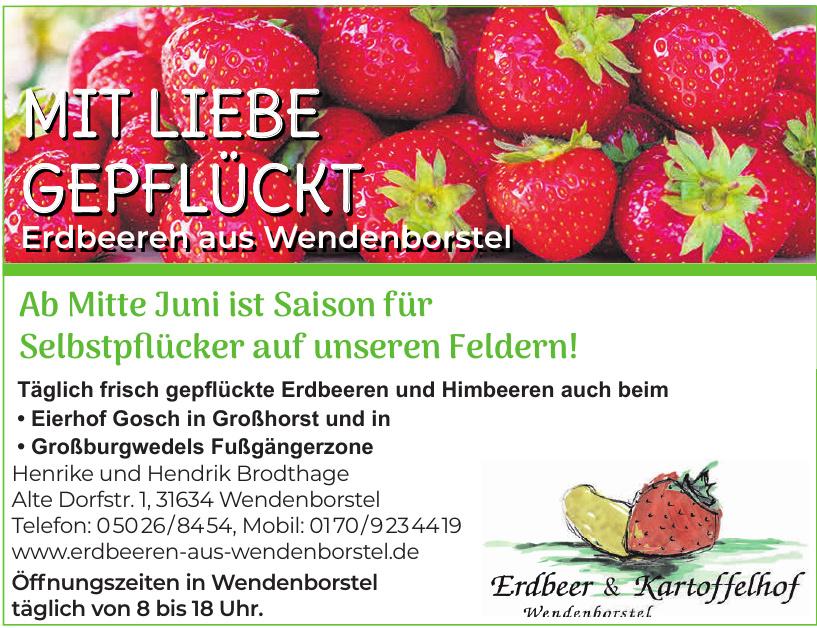Erdbeer & Kartoffelhof Wendenborstel