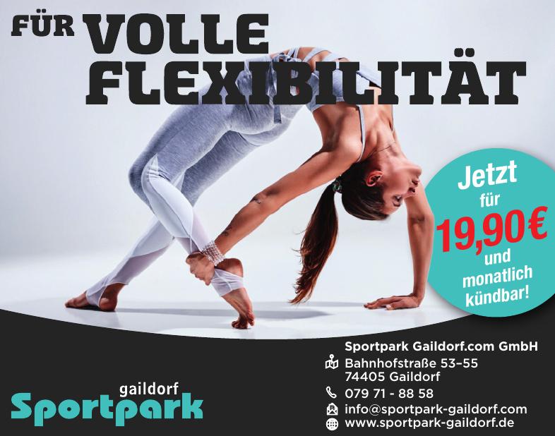 Sportkark Gaildorf
