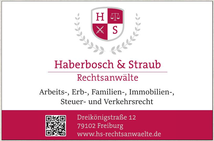 Haberbosch & Straub Rechtsanwälte