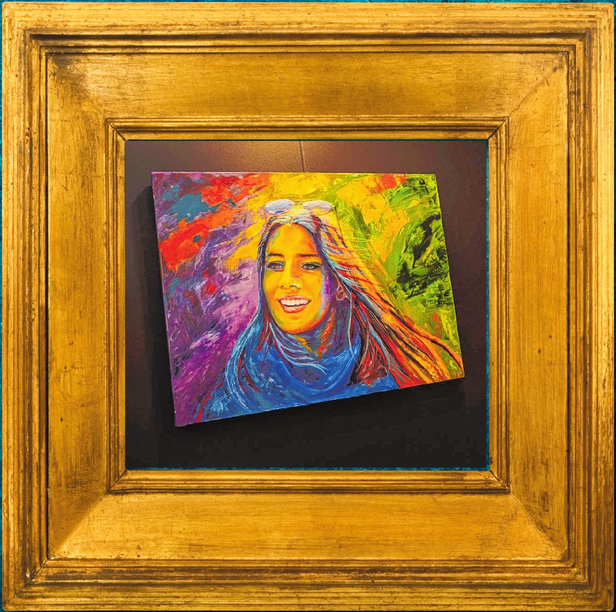 Rund 1000 Werke von 50 Künstlern werden über die Online-Galerie Crelala vermarktet.