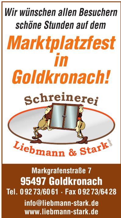 Schreinerei Liebmann & Stark