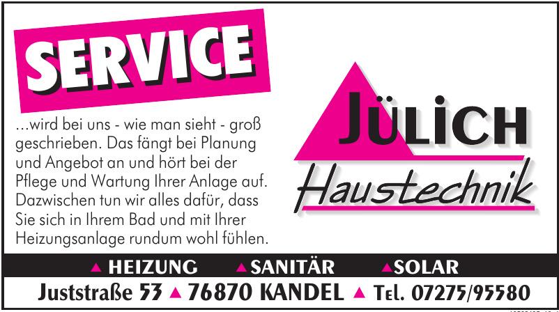 Jülich Haustechnik